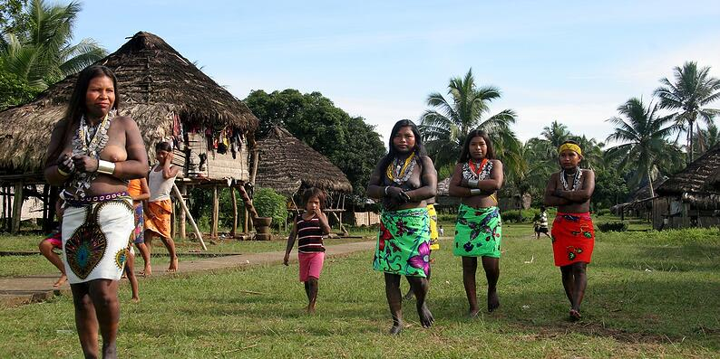 Embera-Indians-Panama