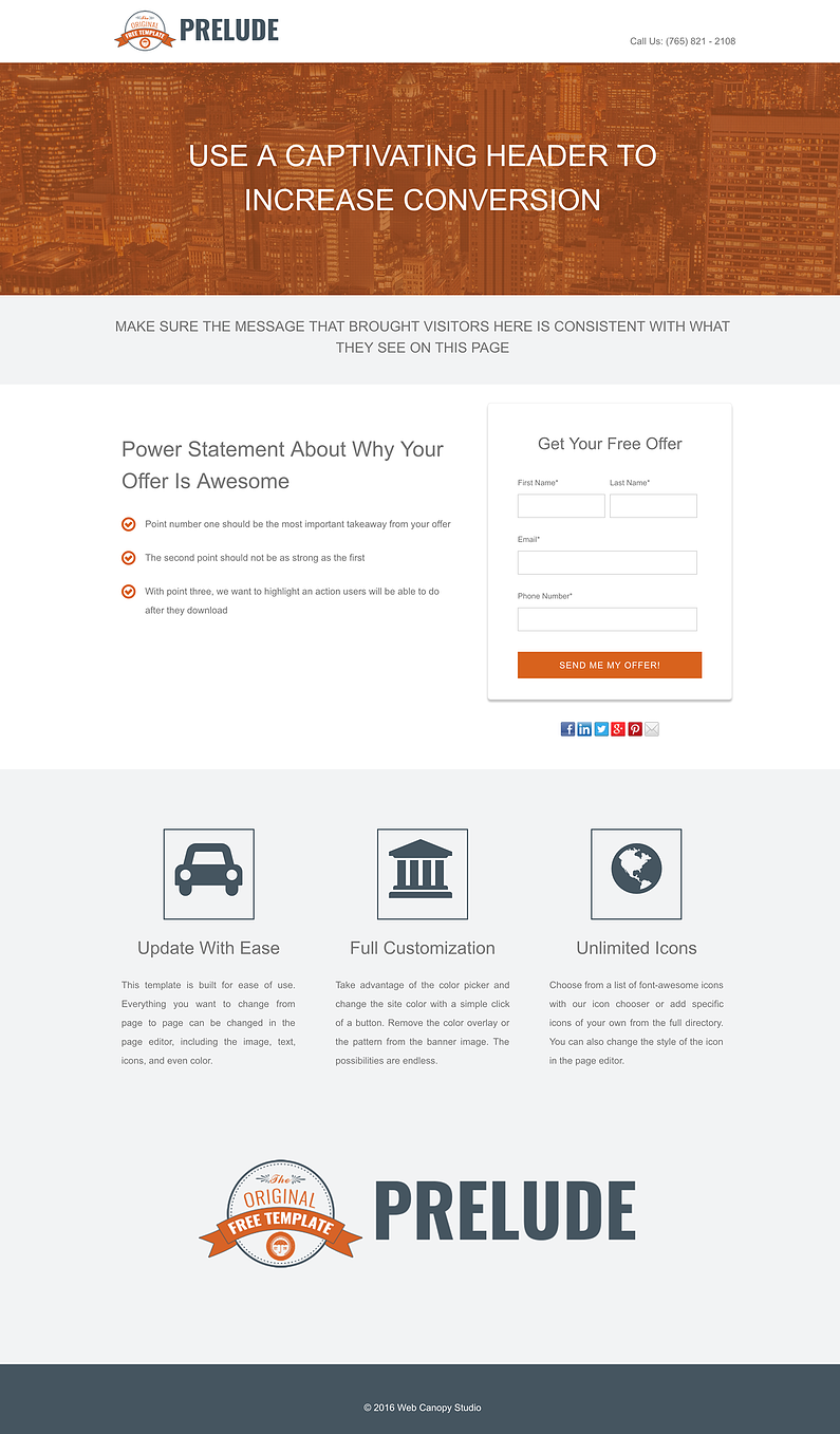 Prelude---HubSpot-Landing-Page-Template