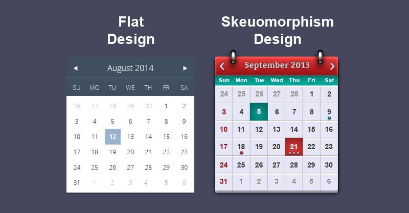 Flat Design WX